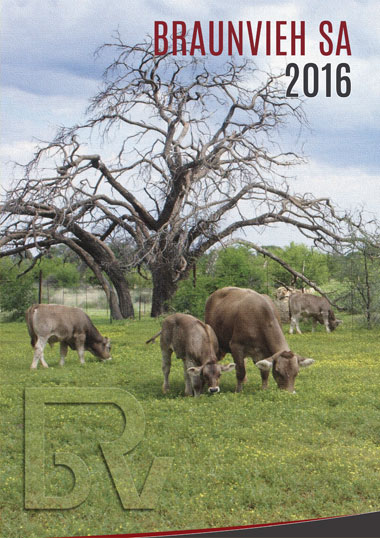 Braunvieh Journal 2016