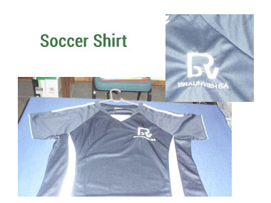 Ladies Soccer Shirt -